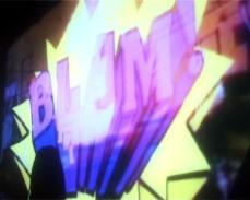 Wizualizacje stworzone przez Cpt. Sparkiego do imprezy Triple S Heroes w warszawskim klubie Balsam. 2006 rok.