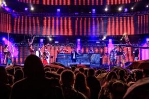 Cpt. Sparky. Ojciec Karol, DJ Spike, Ada Rusowicz, Halina Frąckowiak, Urszula Dudziak, Wianki nad Wisłą 2015