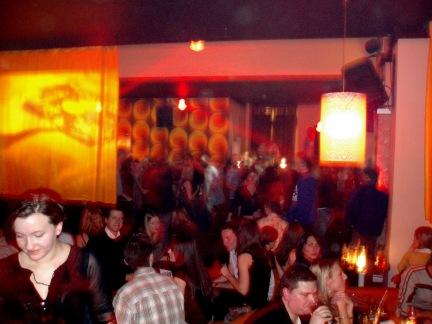 Klub Paprotka, 2006, Impreza z Andresem Konzlem.