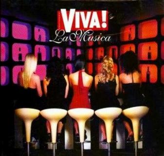 Kompilacja Viva! La Musica autorstwa Cpt. Sparky i DJ Dudekk