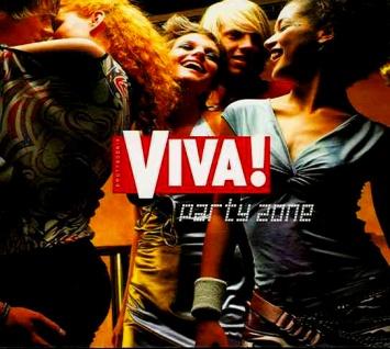 Kompilacja Viva! Party Zone autorstwa Cpt. Sparky